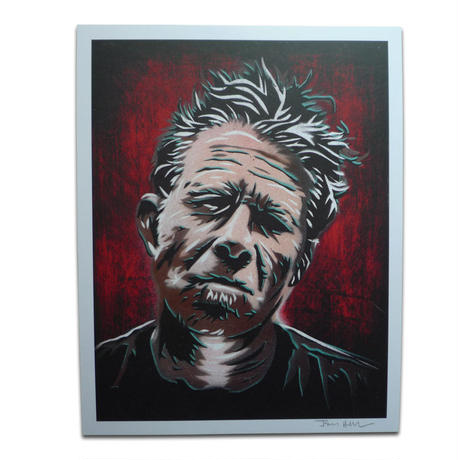 LOST HIGHWAY TOM WAITS POSTER