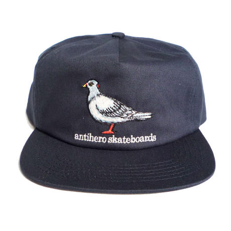 ANTI HERO PIGEON EMROIDERED SNAPBACK CAP