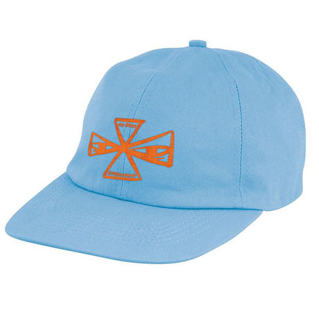 INDEPENDENT RAY BARBEE CROSS  STRAP BACK CAP