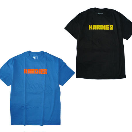 HARDIES HARDWARE BLOCKS LOGO TEE