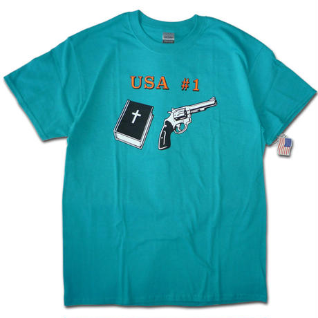 DEAR, EARLY BLIND AND VIDEO DAYS COLLECTION USA #1 TEE