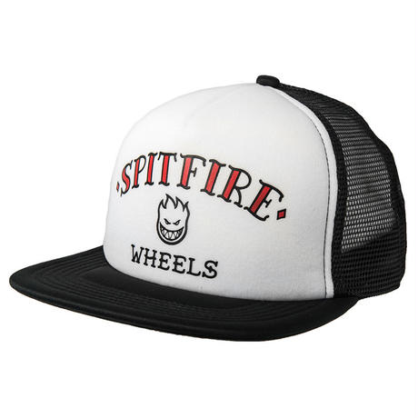 SPITFIRE LIFER ARC MESH CAP