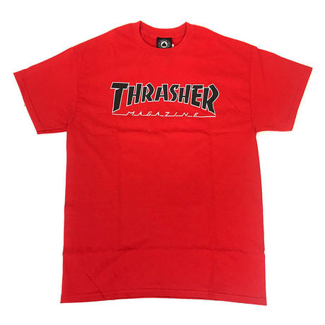 THRASHER OUTLINED TEE