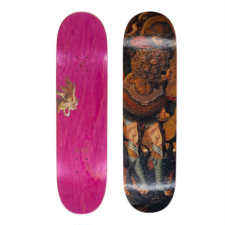 FUCKING AWESOME AVE SAINT DECK (8.25 x 32inch)