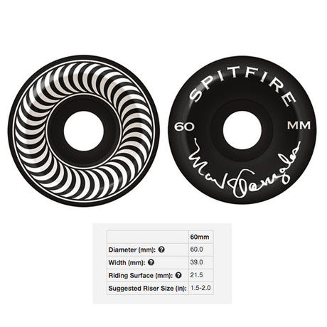 SPITFIRE MARK GONZALES CLASSIC WHEELS