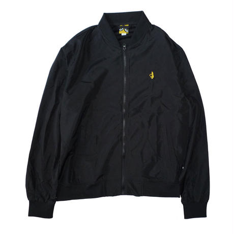 KROOKED SHMOLO EMBRIDERY LIGHTWEIGHT BOMBER JACKET