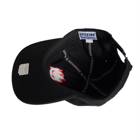 SPITFIRE BIGHEAD EMBROIDERED SNAPBACK CAP