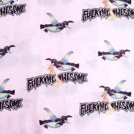 FUCKING AWESOME BIRD BAG CLUB SHIRT