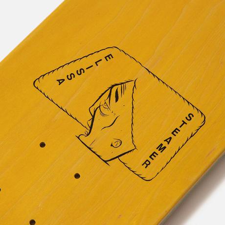 BAKER ELISSA STEAMER BARRY McGEE DECK (8 x 31.5inch)