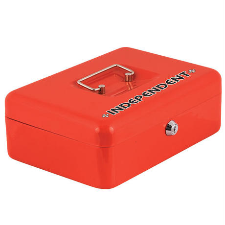 INDEPENDENT  VAULT LOCK BOX