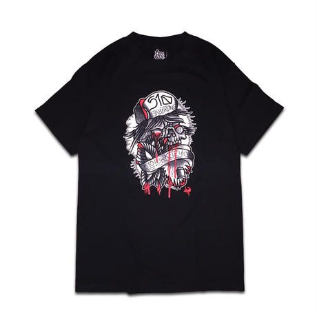510 SKATE SHOP DEVON BLOOD TEE