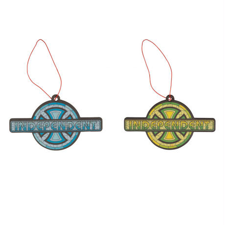 INDEPENDENT STAINED GLASS AIR FRESHENER