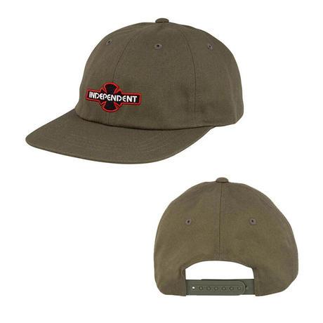 INDEPENDENT O.G.B.C. CACHET SNAPBACK CAP