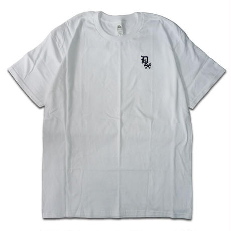 DLXSF WHITE SOX LOGO EMBROIDERED TEE