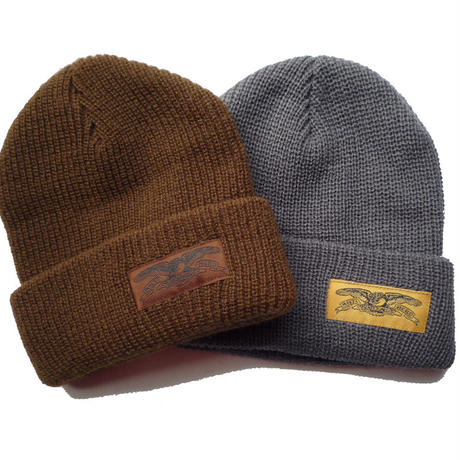 ANTI HERO STOCK EAGLE LABEL CUFF BEANIE