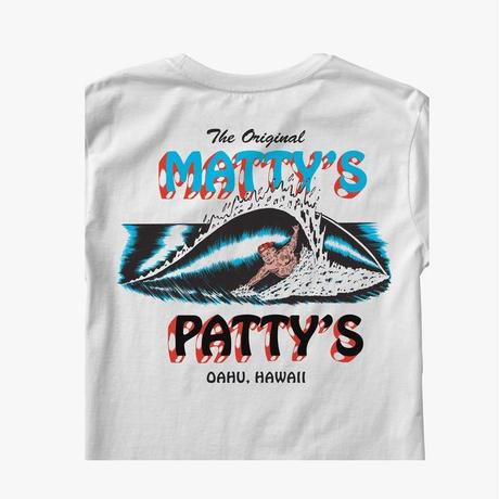 RVCA MATTY'S PATTY'S TEE