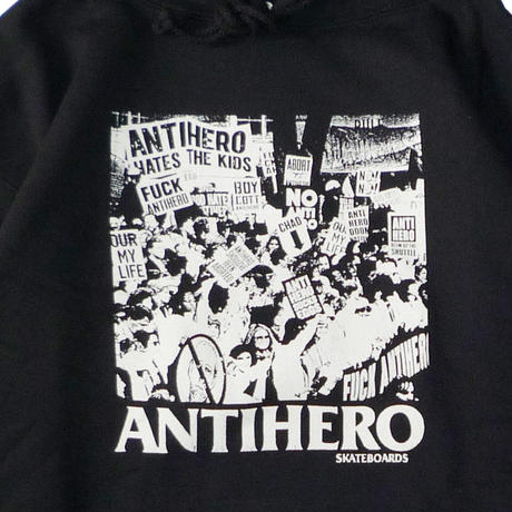 ANTI HERO PROTEST PULLOVER HOODIE