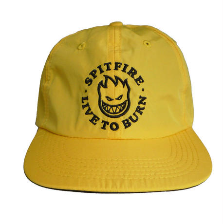 SPITFIRE BIGHEAD LIVE TO BURN STRAPBACK CAP