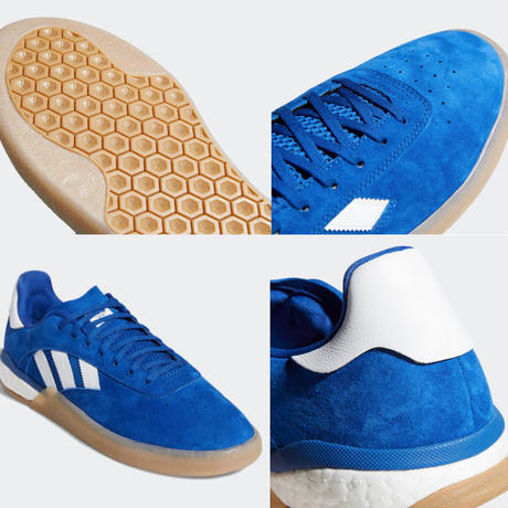 ADIDAS SKATEBOARDING 3ST. 004 SHOES
