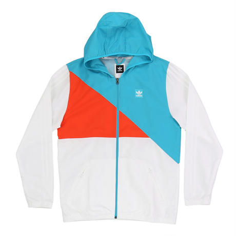 ADIDAS SKATEBOARDING HALF COURTSIDE WINDBREAKER JACKET