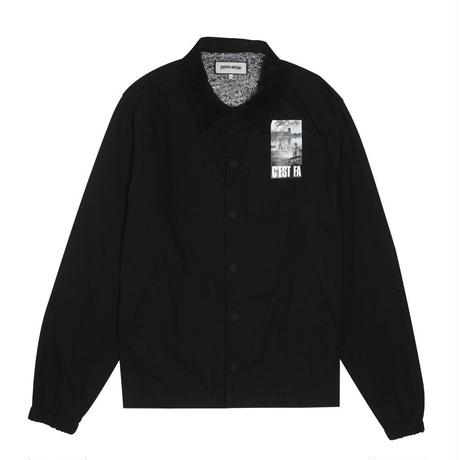 FUCKING AWESOME C'EST FA COACH JACKET
