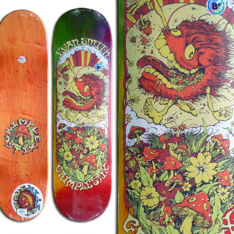ANTI HERO GRIMPLE STIX EVAN SMITH BEFORE DECK (8.5 x 32.5inch)