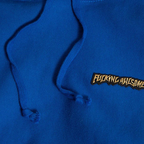 FUCKING AWESOME LITTLE STAMP PULLOVER HOODIE