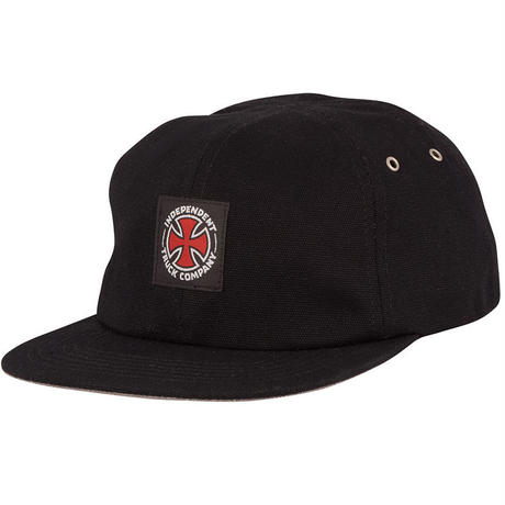 INDEPENDENT APPLIED STRAPBACK CAP