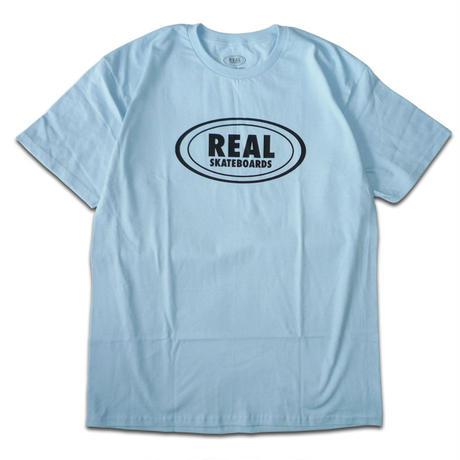 REAL OVAL TEE