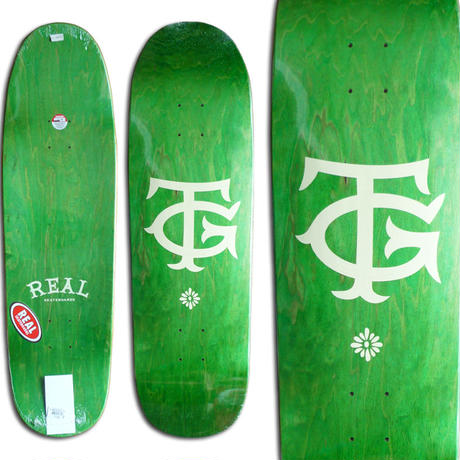 REAL TOMMY GUERRERO THE DECK (9.25 x 32inch)