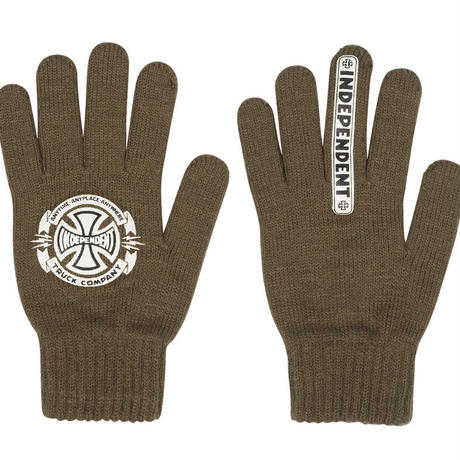 INDEPENDENT ANYTIME KNIT GLOVES