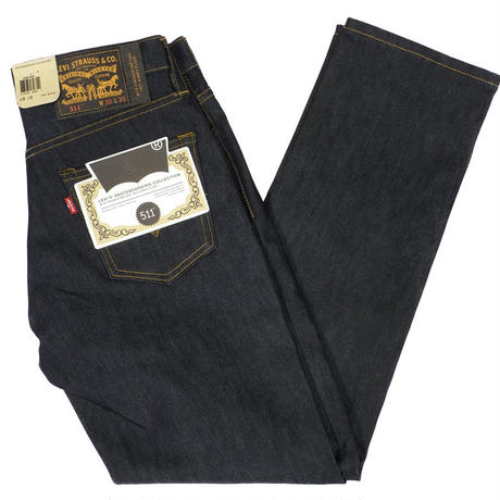 LEVI'S SKATEBOARDING 511 SLIM FIT JEANS RIGID INDIGO