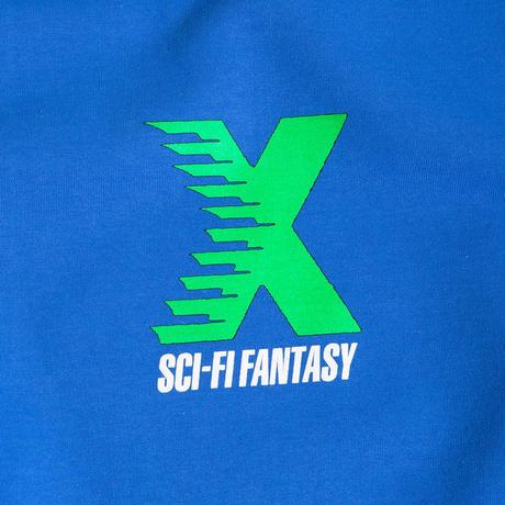 SCI FI FANTASY X CREWNECK SWEATSHIRT