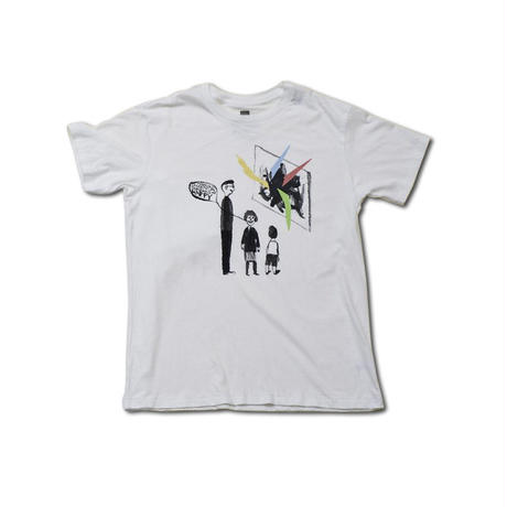 SF MOMA x GAP CHRIS JOHANSON  TEE