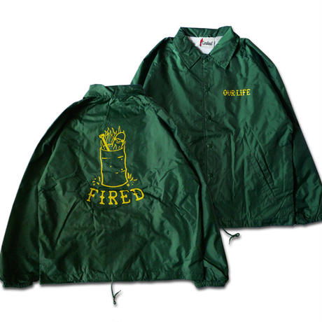 OURLIFE  FIRED COACH JACKET