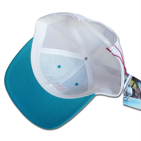 DEAR, EARLY BLIND AND VIDEO DAYS COLLECTION RUDY EMBROIDERED MESH CAP
