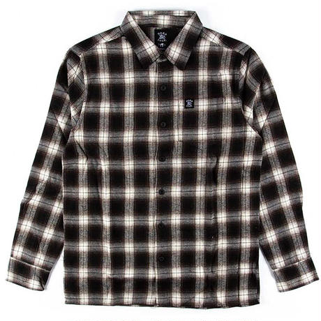 HARD LUCK CHARLIE FLANNEL SHIRTS