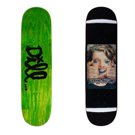 FUCKING AWESOME JASON DILL BRACE FACE DECK  (8.5 x 33inch)