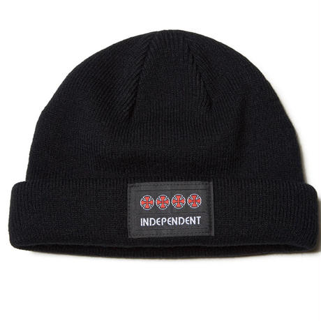 INDEPENDENT MANNER LONG SHOREMAN BEANIE