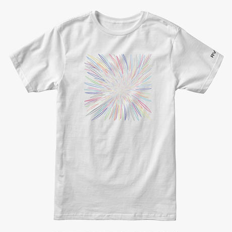 RVCA CHRIS JOHANSON BEAUTIFUL LOSERS TEE