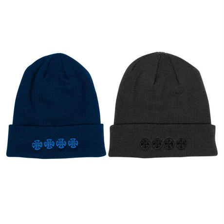 INDEPENDENT CHAIN CROSS BEANIE