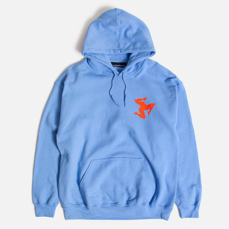 CALL ME 917 SURF LEG PULLOVER HOODIE