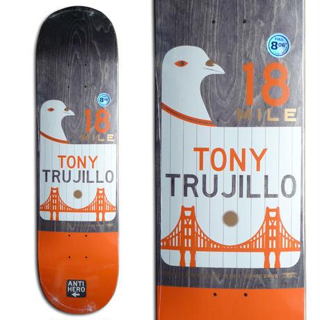 ANTI HERO TONY TRUJILLO SCENIC DRIVE DECK (8.06 x 31.91inch)