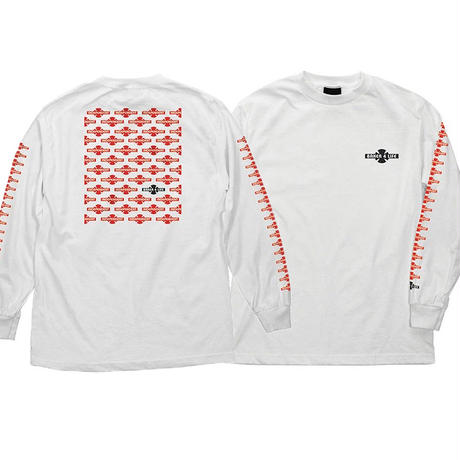 INDEPENDENT x BAKER BAKER 4 LIFE L/S TEE