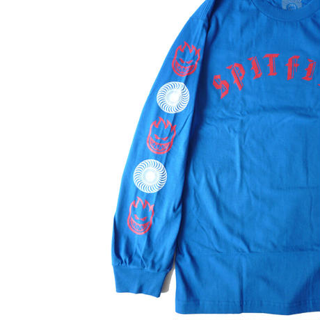 SPITFIRE OLD E COMBO L/S TEE