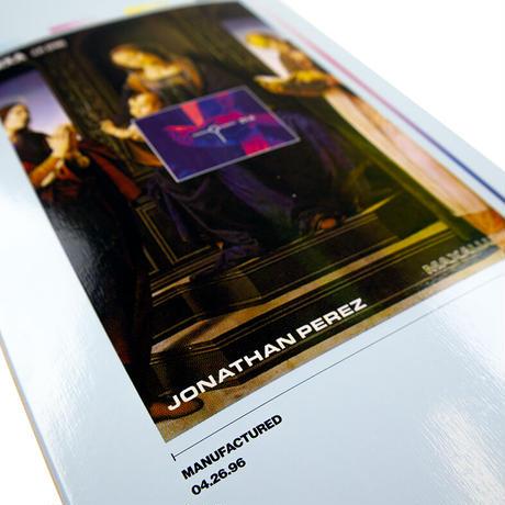 MAXALLURE JONATHAN PEREZ SCAN DECK (8.25 x 31.6inch, 8 x 31.9inch)