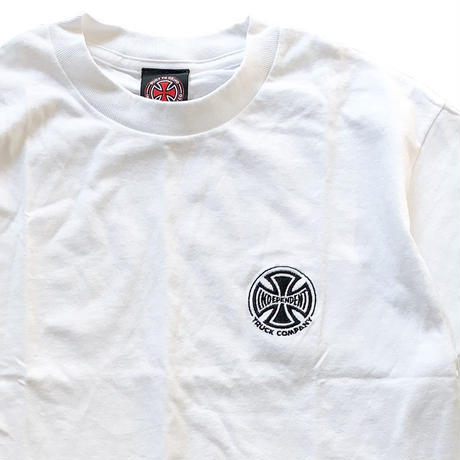 INDEPENDENT TRUCK CO. EMBROIDERY TEE