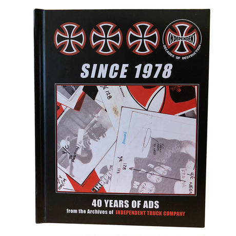 INDEPENDENT SINCE 1978 - 40 YEARS OF ADS BOOK