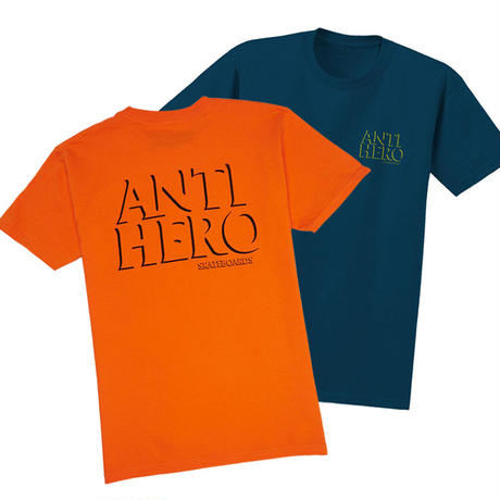 ANTI HERO DROP HERO TEE