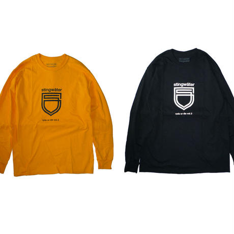 SALE! セール! STING WATER RYDE OR DIE L/S TEE